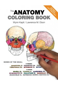 Anatomy Coloring Book   Kapit, Wynn; Elson, Lawrence M.   The Co-op