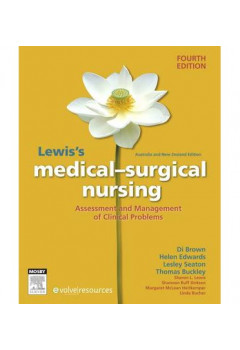Lewiss medical surgical nursing anz 4th edition brown edwards lewiss medical surgical nursing anz 4th edition fandeluxe Images