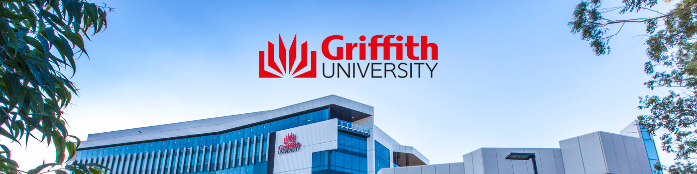 Griffth university asian studies bluilding