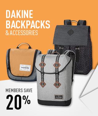 Dakine Members Save 20%