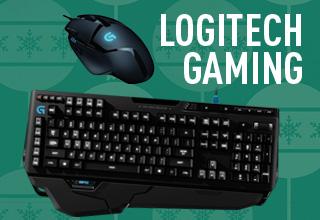 Logitech Gaming Specials