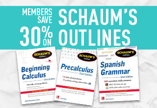 Schaum's Outline Specials