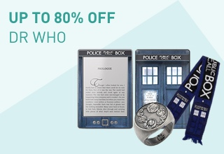 Clearance Dr Who