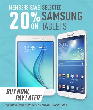 Samsung Tablet Clearance